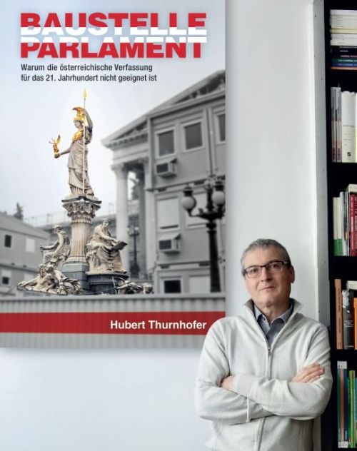 500 Baustelle Parlament Rollup