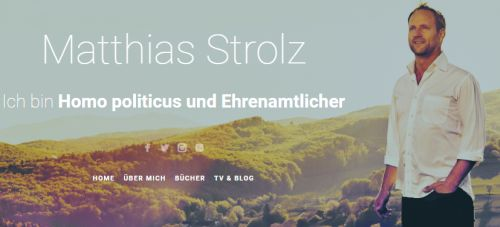 Screen Strolz Ehrenamtlicher